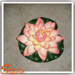 China lotus flowers lotus flowers manufacturers suppliers made 2016 hot sale decoration artificial lotus flowers mightylinksfo