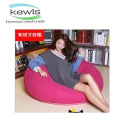Woolen Material Sofa Bean Bag For Outdoor