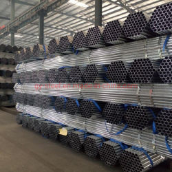 Galvanized Steel Pipe for Oil Gas Water Pipe Line Industry