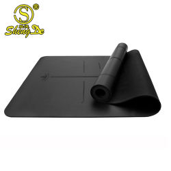 Sport Exercise Gym Anti-Slip Best PU Natural Rubber Yoga Mat