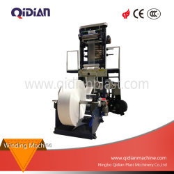 Plastic Film Winding Machine