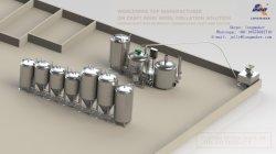 2000L Craft Beer Equipment Craft Beer Factory/Beer Wort Treatment 500L 1000L
