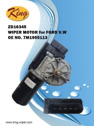 Zd16345 Wiper Motor for Ford, V. W, OE 7m1955113