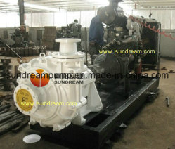 High Pressure Slurry Pump for Mine Application