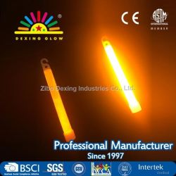6'' Glow Stick 5 Minutes For Tactical Outdoor Military Rucksacks