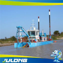 Hydraulic Cutter Suction Dredger Machine Used for River Sand Dredging for Sale