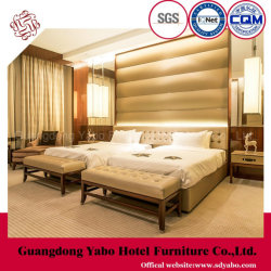 Bon Custom Made Hotel Furniture For Bedroom Set With Double Bed (YB 809)
