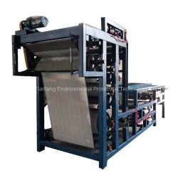 Chemical Plants Organic Sludge Dewatering Treatment Equipment Industrial Slurry Treatment Belt Filter Press Machine