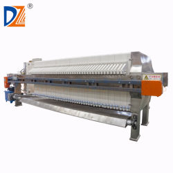 DZ Slurry Water Stainless Steel Filter Press Machine