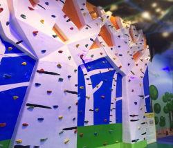 Cheer Amusement Creative Indoor Playground Kids Climbing Walls for Soft, Rock