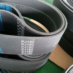 Multi-Wedge Rubber Belt From Ningbo China