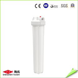 20 Inch White Plastic Filter Housing Factory