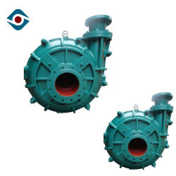 Mining Use Horizontal Centrifugal End Suction Wear Resistant Slurry Pump