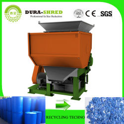 Automatical Line Plastic Bottle and Used Tire Shredder Machine for Sale