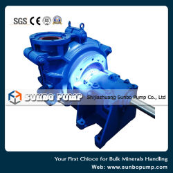China Wholesale High Efficiency Replaced High Chrome Alloy Impeller Slurry Pump