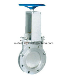 Non Rising Stem Slurry Gate Valve