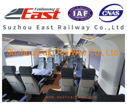High Quality and Relible Railway Vehicle Passenger Car Type Coach