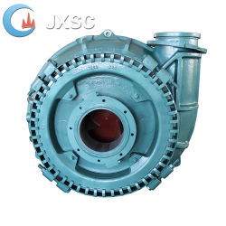 High Efficiency Slurry Submersible Pump Impeller Mining Gravel Pump