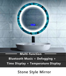Illuminated Mirror/LED Mirror/Bathroom Mirror/Makeup Mirror with Ce/RoHS