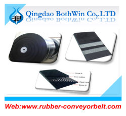 China Professional Ce Standard Safety Protection Device Steel Cord Rubber Conveyor Belt
