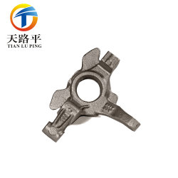OEM Custom Investment Casting Steel Auto Steering System Steering Knuckle
