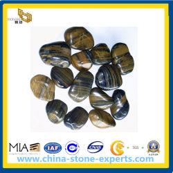 Pebble Stone/Cobblestone for Landscape (YY-black/white/red/yellow pebbles)