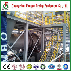 Ce ISO Certificated Rotary Dryer for Ore, Sand, Coal, Slurry Fromtop Chinese Manufacturer, Rotary Drum Drying Machine