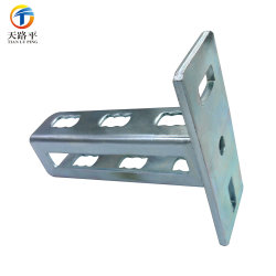 Custom Various Precision Sheet Metal Steel Zinc Plated Stamping Parts