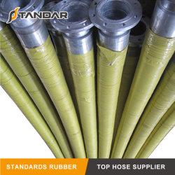 Flexible High Pressure Industrial Hydraulic Rubber Slurry Hose