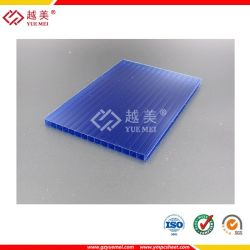 Hollow Polycarbonate Sheet Construction Material