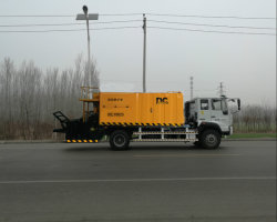 Road Surface Multi-Function Maintenance Vehicle