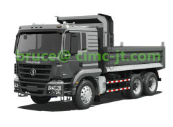Shacman Heavy Truck/Vehicle for Dump/Tipper Truck with 6X4