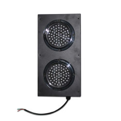Factory Price Red Green LED Light 125mm Traffic Signal Light