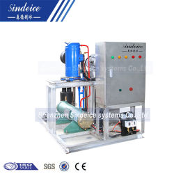 PLC Controller 3t/Day Slurry Ice Making Maker Machine for Seafood