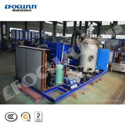 China Manufacturer Ice Machine 20tons Capacity Slurry Ice Machine