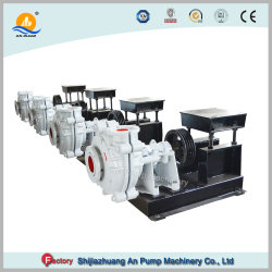 High Pressure Centrifugal Mining Slurry Pump for Mill Feed
