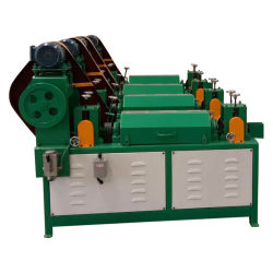 No Noise Pollution and Scalability Automatic Traction Straightening Machine