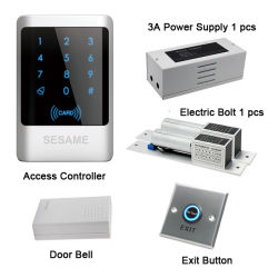 Plastic Ultra-Thin Fashiondesign The Doorbell Pattern with Luminous (SE1)