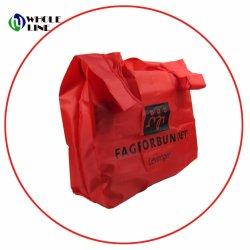 210d Polyester Material Foldable Shopping Bag for Packing