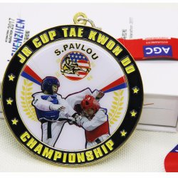 BSCI China Direct Factory Antique Custom Sport Medal for Events