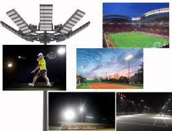 140lm/W IP66 Outdoor Stadium Sport Field Court 300W/400W/500W/600W/700W/800W/1000W/1200W L LED High Mast Floodlight