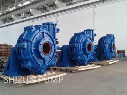 Gold Mining Horizontal Centrifugal Industrial Sand Slurry Pump
