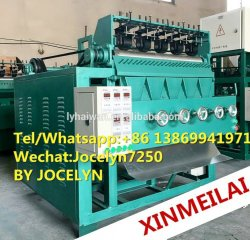 Automatical Stainless Steel Cleaning Ball Scourer Making Machine