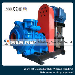 High Quality Centrifugal Slurry Pump with Motor