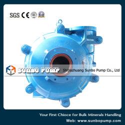 High Efficiency Sludge Handling Centrifugal Slurry Pump
