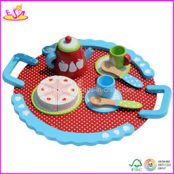 Wooden Role Play Toy Food (W10B050)