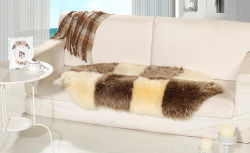 Sheepskin Seat Cushion Chair Pad