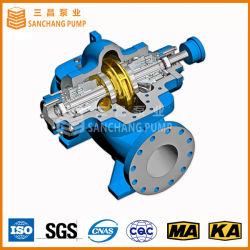 Double Suction Horizontal Split Casing Centrifugal Pump Single-Stage Portable Pump