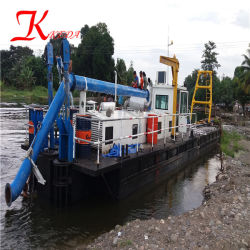 New Product Cutter Suction Dredger/Sand Mining Machine for Sale