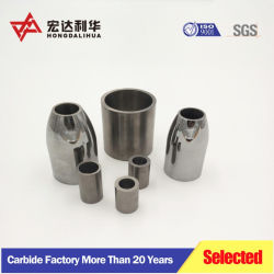 Factory Supply Tungsten Carbide Slurry Pump Shaft Bush Sleeves with High Precision